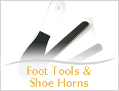 Foot Tool & Shoe Horns